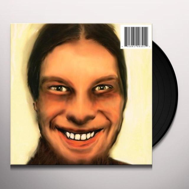 Aphex Twin I CARE BECAUSE YOU DO Vinyl Record - 180 Gram Pressing