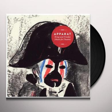 Apparat KRIEG UND FRIEDEN Vinyl Record