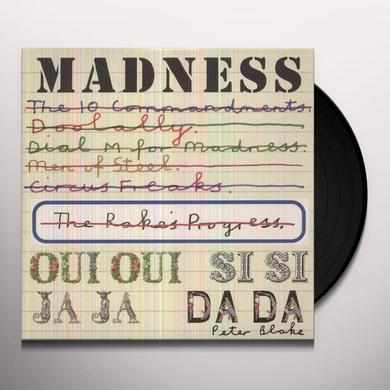 Madness OUI OUI SI SI JA JA Vinyl Record