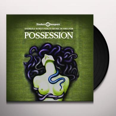Andrzej Korzynski POSSESSION Vinyl Record