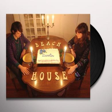 Beach House DEVOTION Vinyl Record - UK Release