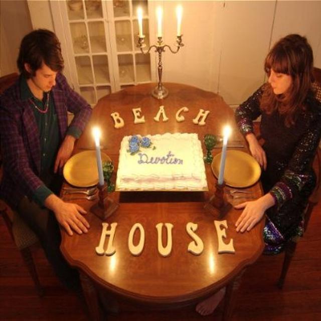 Beach House DEVOTION Vinyl Record - UK Import