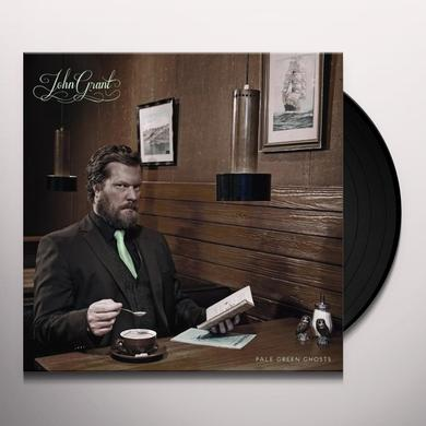 John Grant PALE GREEN GHOSTS Vinyl Record - UK Import