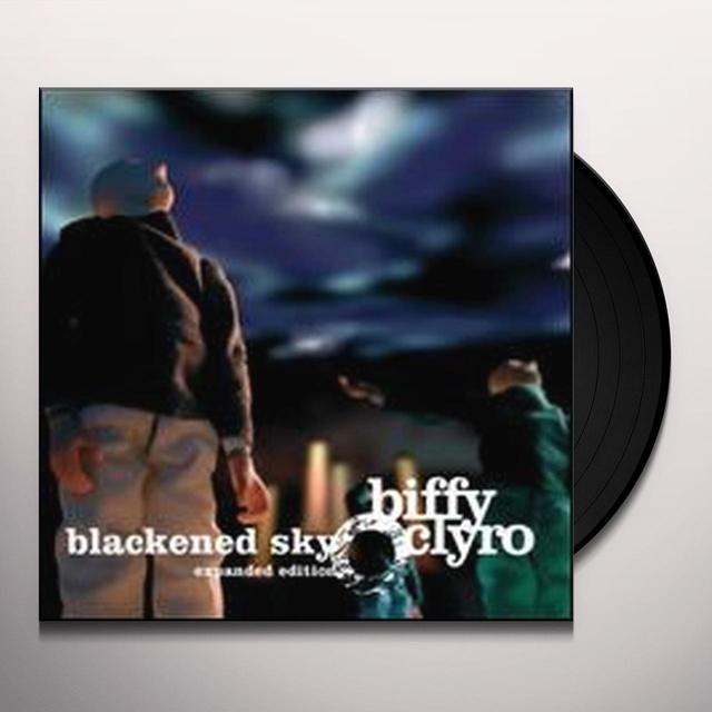 Biffy Clyro BLACKENED SKY Vinyl Record