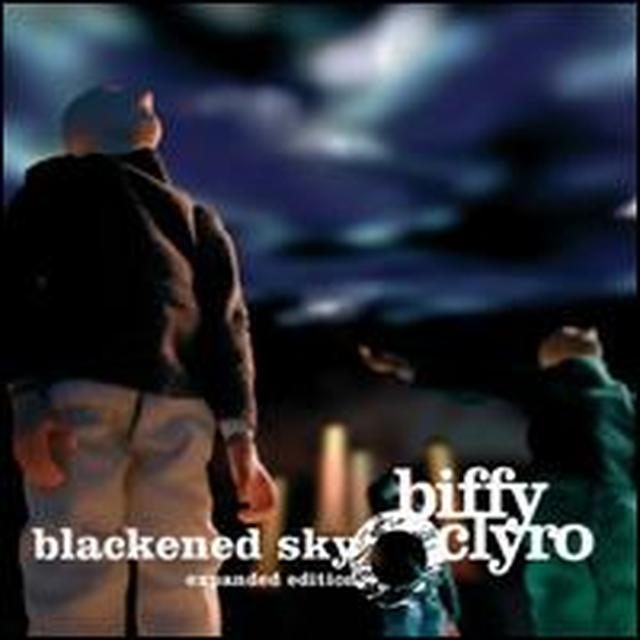 Biffy Clyro BLACKENED SKY Vinyl Record