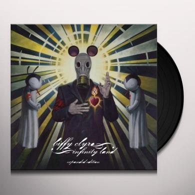 Biffy Clyro INFINITY LAND Vinyl Record - UK Import