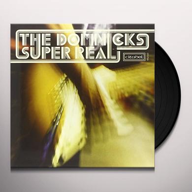 Domnicks SUPER REAL Vinyl Record
