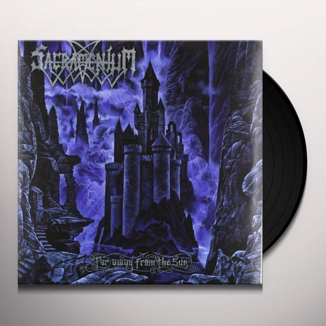 Sacramentum FAR AWAY FROM THE SUN Vinyl Record