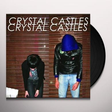 CRYSTAL CASTLES Vinyl Record - UK Import