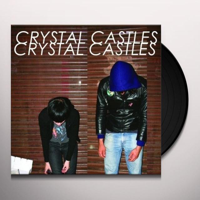 CRYSTAL CASTLES Vinyl Record - UK Import