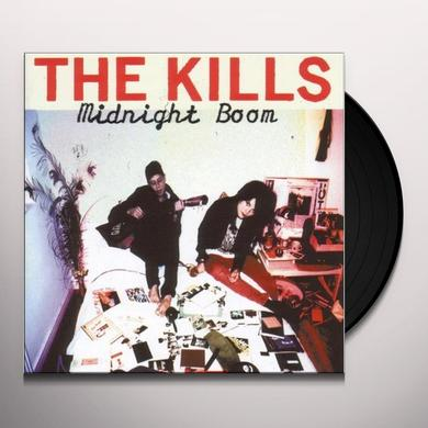 The Kills MIDNIGHT BOOM Vinyl Record - UK Import