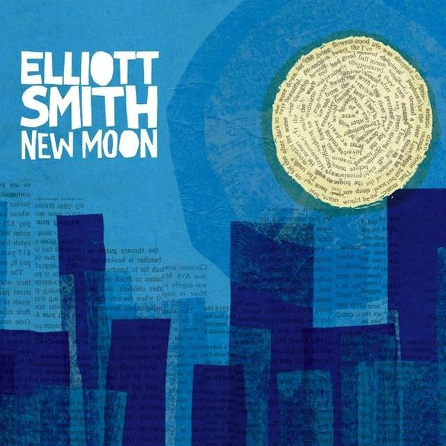 Elliott Smith NEW MOON (Vinyl)