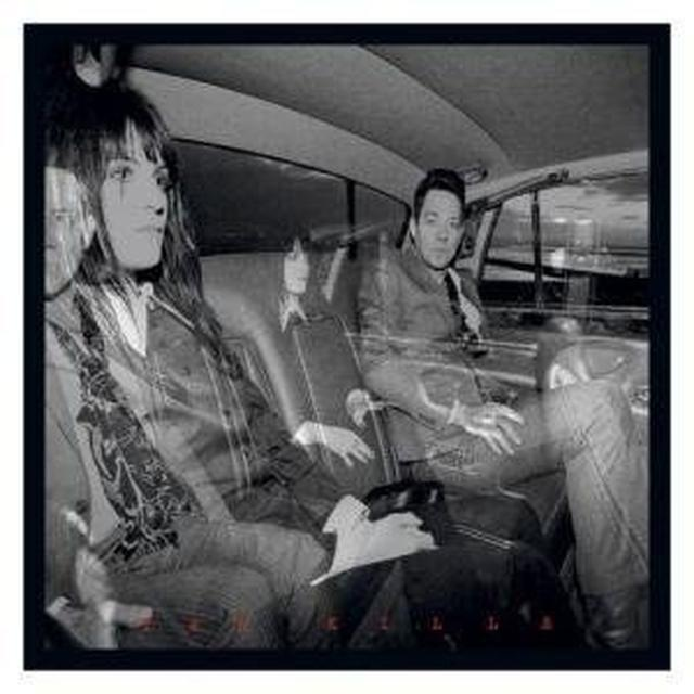 The Kills BLOOD PRESSURES Vinyl Record