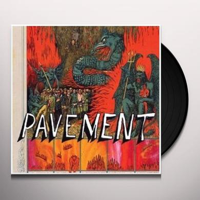 Pavement QUARANTINE THE PAST (Vinyl)