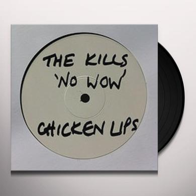 The Kills NO WOW Vinyl Record