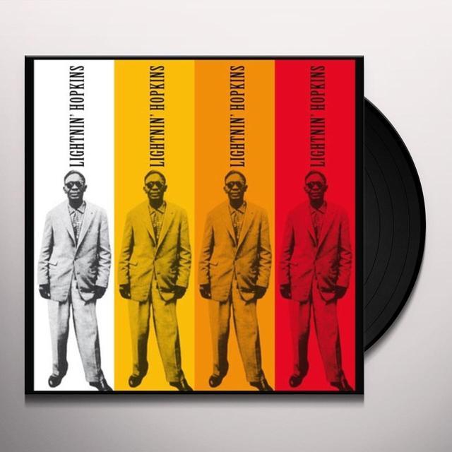 LIGHTNIN HOPKINS Vinyl Record
