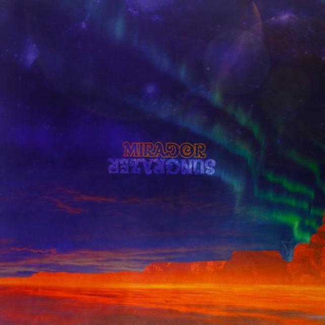 Sungrazer MIRADOR Vinyl Record