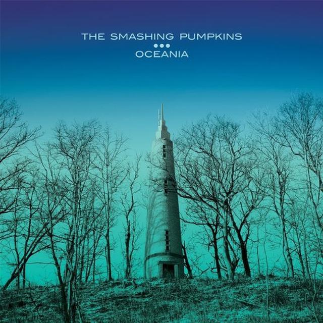 The Smashing Pumpkins OCEANIA Vinyl Record