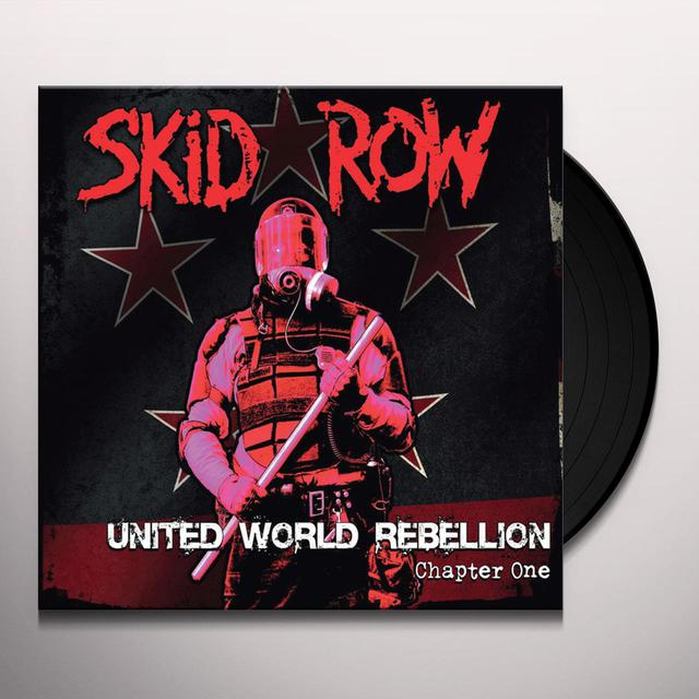 Skid Row UNITED WORLD REBELLION: CHAPTER ONE Vinyl Record