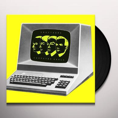 Kraftwerk COMPUTER WORLD Vinyl Record