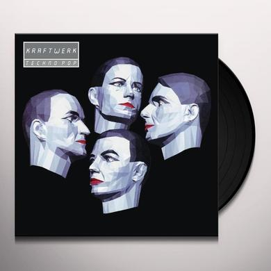 Kraftwerk TECHNO POP Vinyl Record