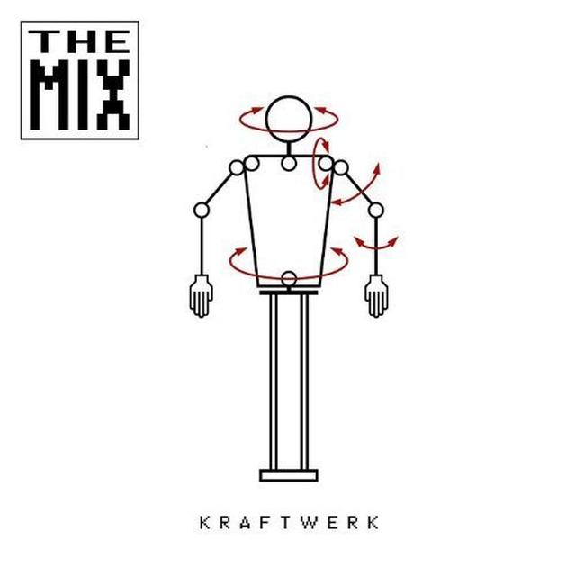 Kraftwerk MIX Vinyl Record