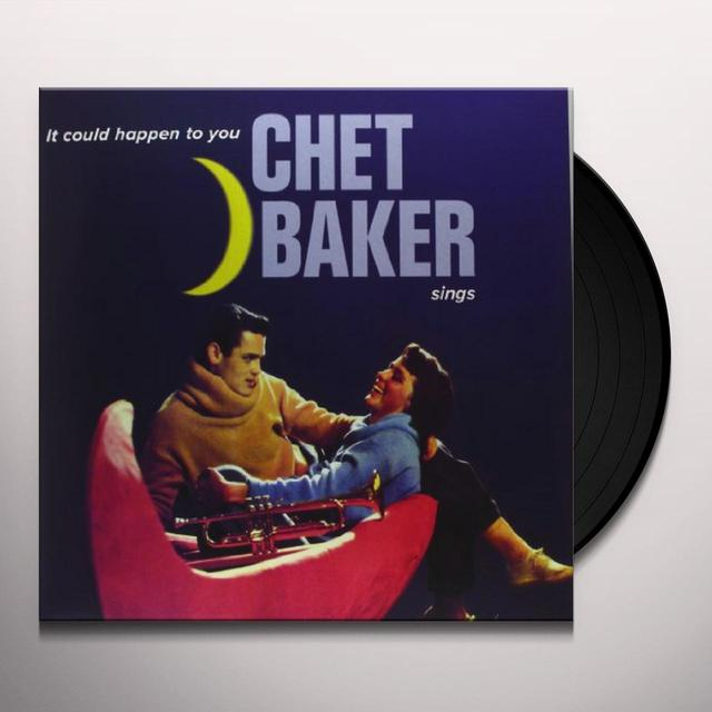 Chet Baker IT COULD HAPPEN TO YOU Vinyl Record - 180 Gram Pressing