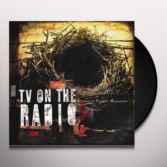 Tv On The Radio RETURN TO THE COOKIE.. Vinyl Record