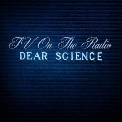 Tv On The Radio DEAR SCIENCE Vinyl Record - UK Import