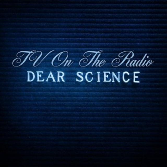 Tv On The Radio DEAR SCIENCE Vinyl Record - UK Release