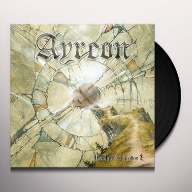 Ayreon HUMAN EQUATION Vinyl Record