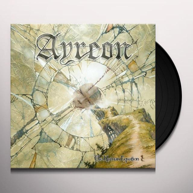 Ayreon HUMAN EQUATION Vinyl Record