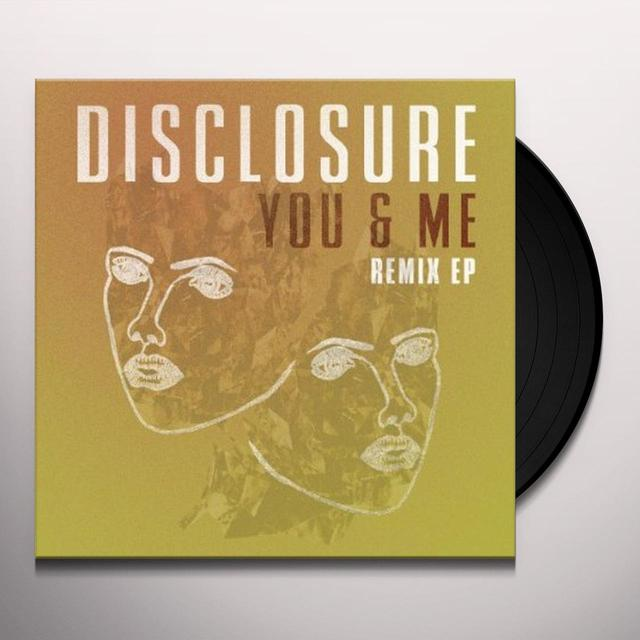 Disclosure YOU & ME (UK) (Vinyl)