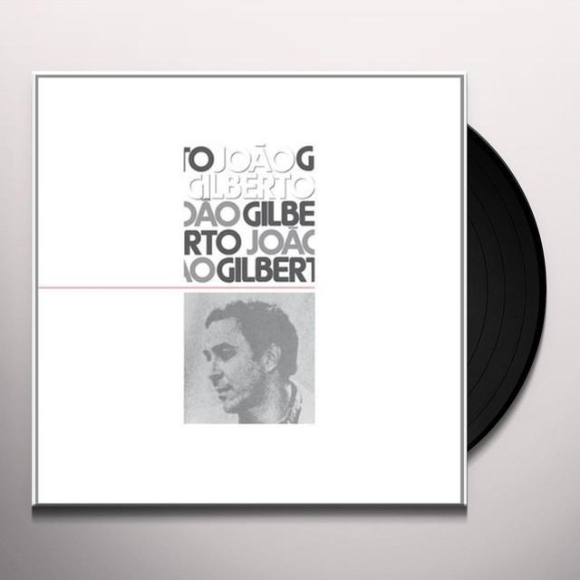 JOAO GILBERTO Vinyl Record