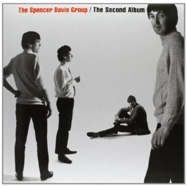Spencer Group Davis SECOND ALBUM (BONUS TRACKS) Vinyl Record