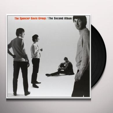 Spencer Group Davis SECOND ALBUM (BONUS TRACKS) Vinyl Record