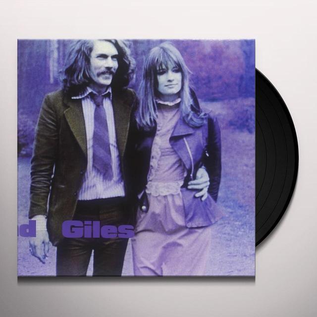 MCDONALD & GILES Vinyl Record