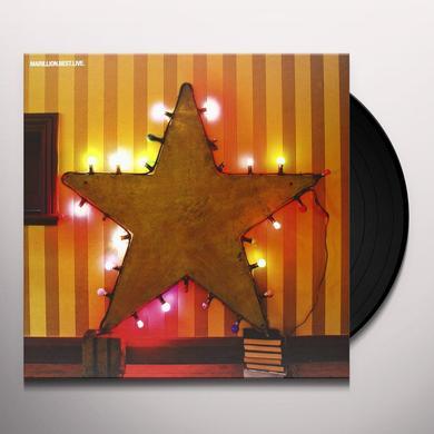 Marillion BEST LIVE (OGV) (Vinyl)