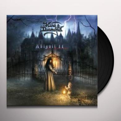 King Diamond ABIGAIL II: REVENGE Vinyl Record
