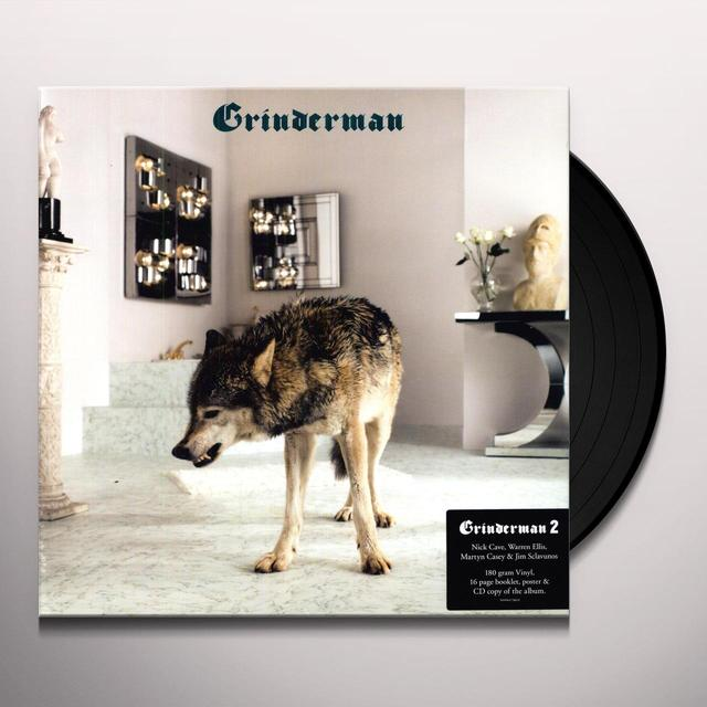 GRINDERMAN 2 Vinyl Record - UK Import