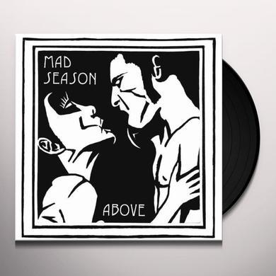 Mad Season ABOVE Vinyl Record - Holland Import