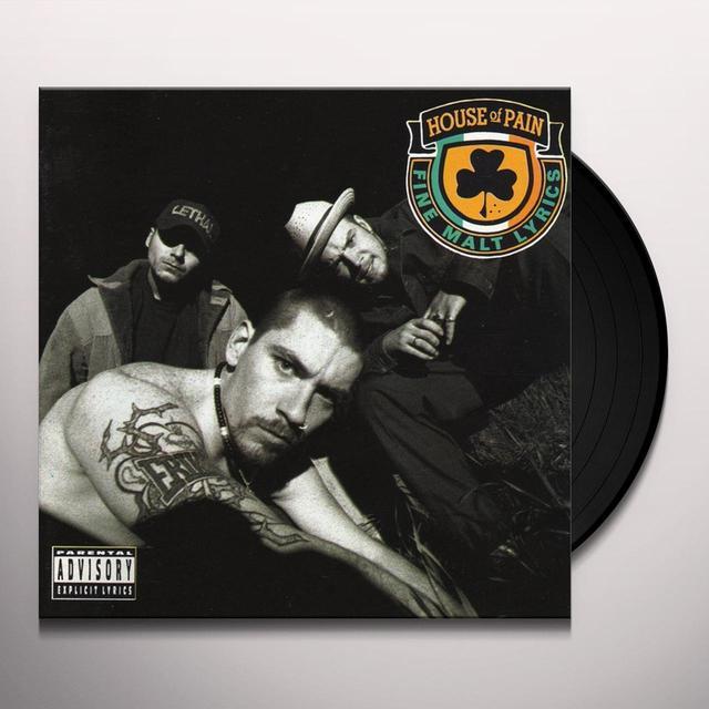 HOUSE OF PAIN (FINE MALT LYRICS) Vinyl Record