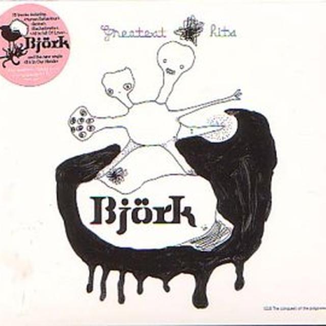 Bjork GREATEST HITS (Vinyl)