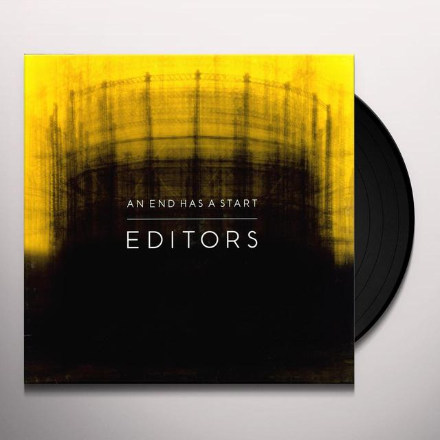 Editors END HAS A START (GER) Vinyl Record