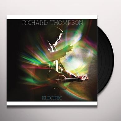 Richard Thompson ELECTRIC Vinyl Record