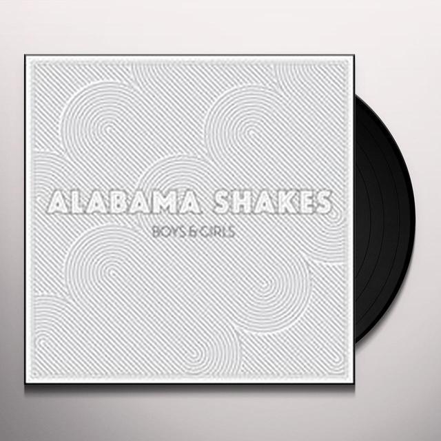 Alabama Shakes BOYS & GIRLS Vinyl Record - UK Import