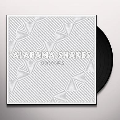 Alabama Shakes BOYS & GIRLS Vinyl Record - UK Release