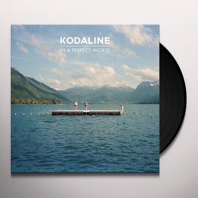 Kodaline IN A PERFECT WORLD Vinyl Record - UK Import
