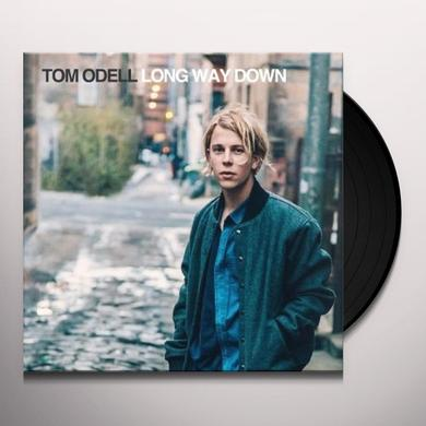 Tom Odell LONG WAY DOWN Vinyl Record - Holland Import
