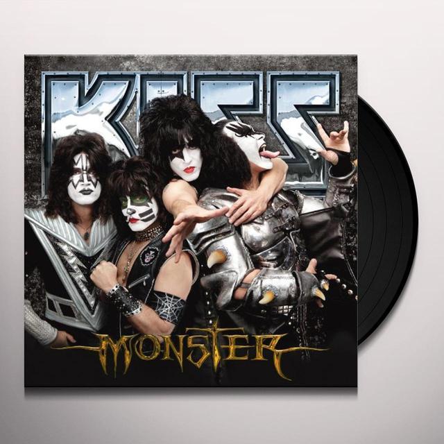 Kiss MONSTER Vinyl Record - 180 Gram Pressing